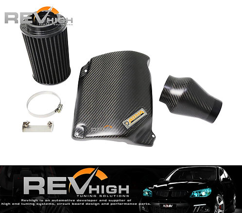 Infiniti Q50 2.0T carbon fiber airbox Performance cold air intake filter kit