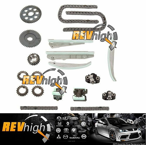 Ford Falcon 5.4l BA BF FG Timing Chain Set Kit Gears Sprockets