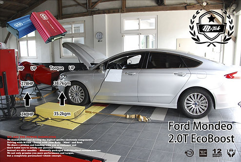 Ford Mondeo 2.0T Eco Boost Chip Tuning