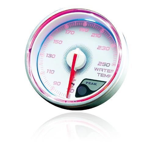 PERFORMANCE WF Series Turbo Boost PSI Gauge