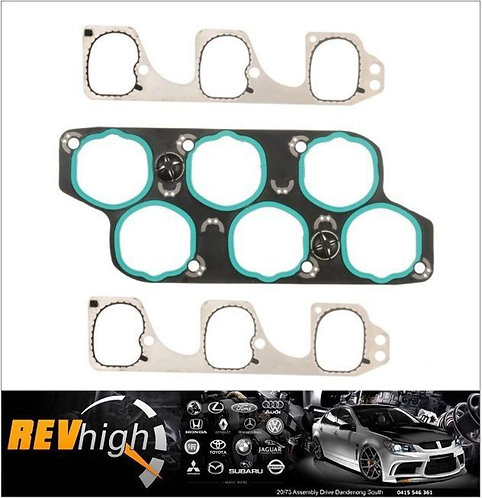 Intake Inlet Manifold Gaskets Holden Rodeo Alloytec  LY7 LU1 LCA LE0 3.6L V6