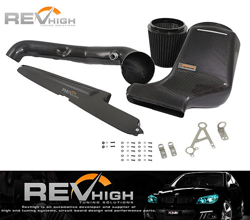 Audi RS3 8V 2.5T Carbon fiber airbox Performance cold air intake filter kit