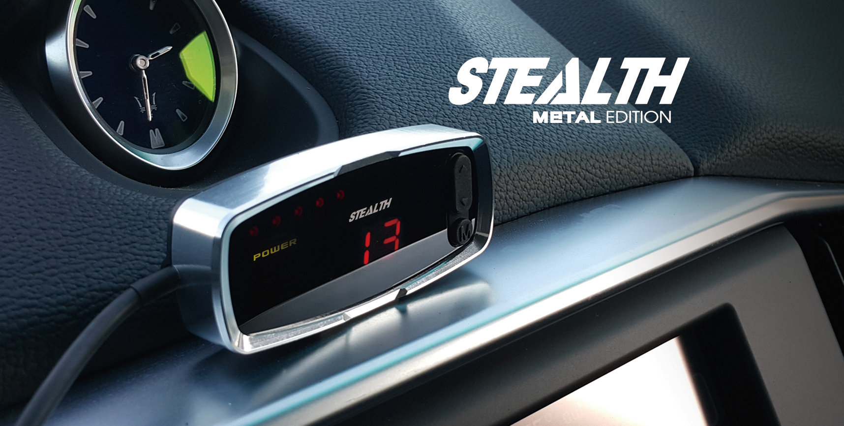 Stealth Controller VE VF V6 Holden Commodore SIDI LFX 3 0L LF1 LFW V6 Chip  Tune