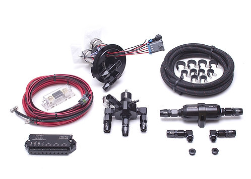 P4 Dual Fuel System Package Holden LS V8