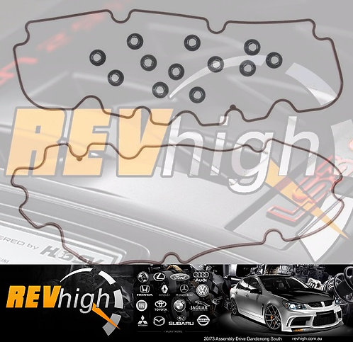 Rocker Valve Cover Gasket Kit Holden Executive Ecotec 3.8L V6 VS VU VT V