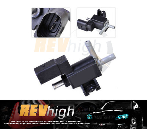 Audi A4/S4 1 8L L4 Turbocharger Boost Solenoid