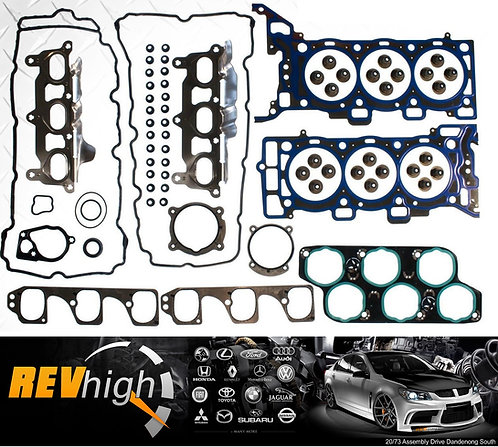 Holden VZ LEO LY7 3.6L Commodore VRS Head Gasket Kit Set Bolts