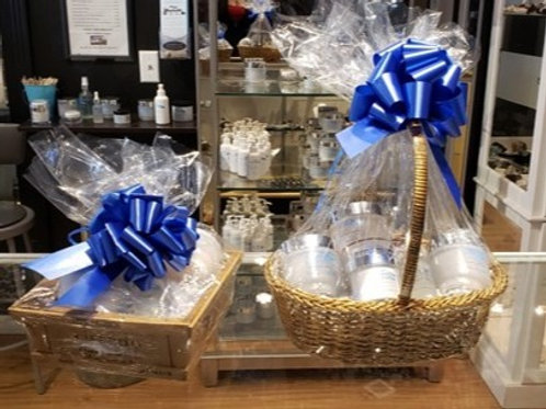 Personalized Gift Basket (Packaging)