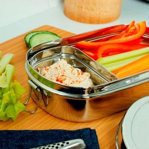 Stainless steel lunch box (Kangra)