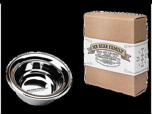 Stainless steel - shaving bowl