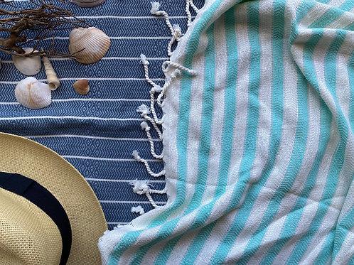 Hammam towels - striped
