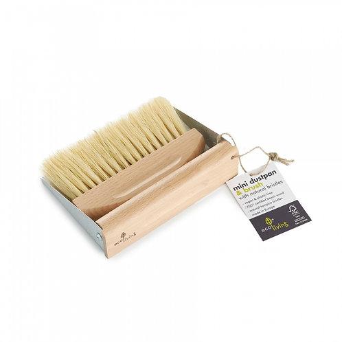 Mini dustpan set (100% FSC)