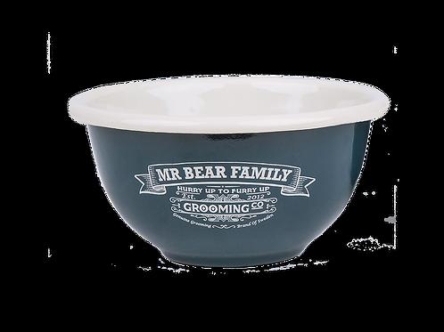Shaving bowl - Enamel
