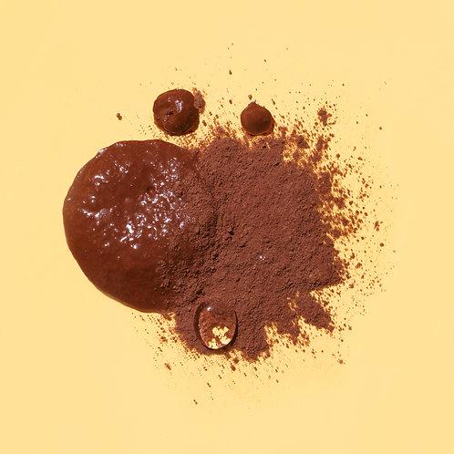 Tropical cacao detox mask