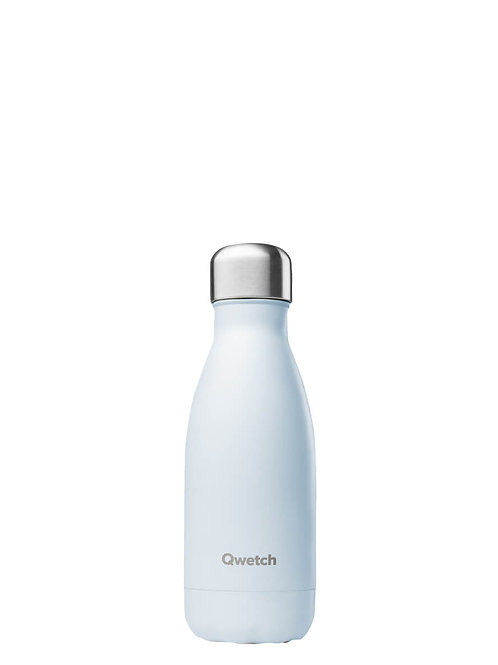 Qwetch - Insulated reusable bottle blue [260ml]