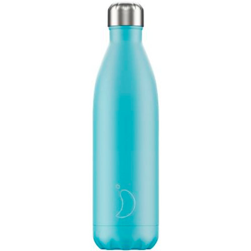 Chilly's - Reusable bottle 750ml - Pastel blue