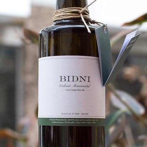 Bidni Olive oil - 100ml bottle