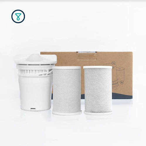 TAPP Water refill pack x 2 filters