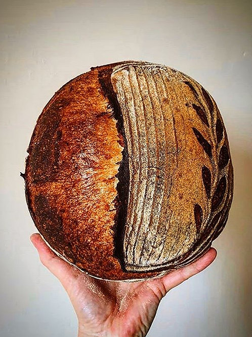 Sourdough loaf