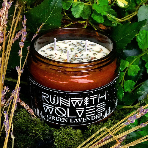 Run with Wolves - Green Lavender (500ml)