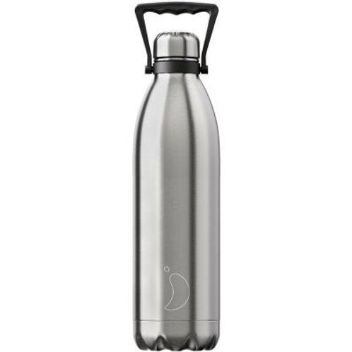 Chilly's - Reusable bottle 1.8L Stainless Steel