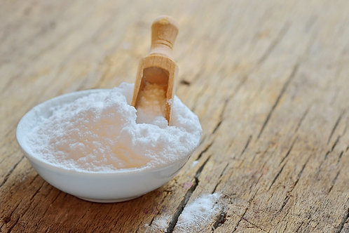 Sodium bicarbonate (baking soda) [per 100g]