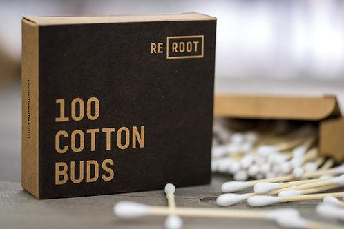 ReRoot cotton buds