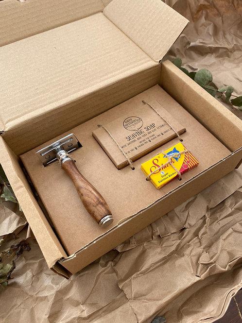 Naked Shave Gift Set