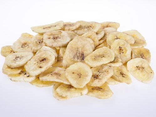 Banana chips per 100g