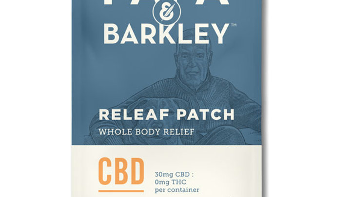 Papa & Barkley CBD Relief Patch