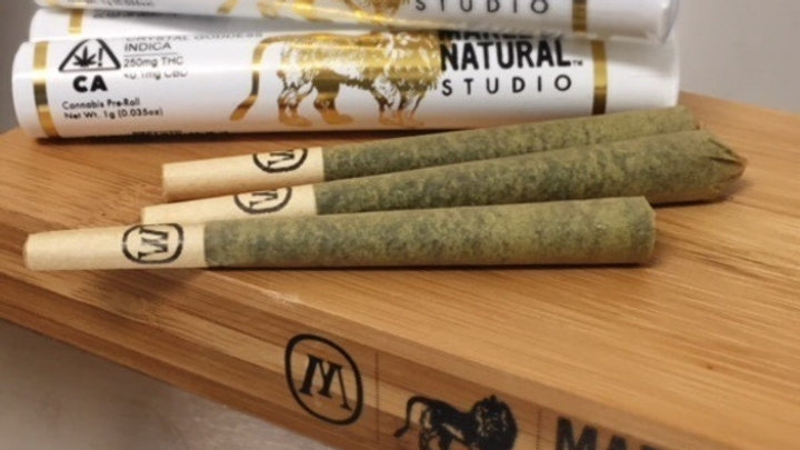 Marley Studio Prerolls - Indica/Sativa/Hybrid