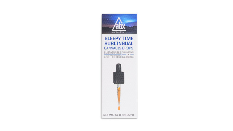 Absolute Extracts Sleepytime Sublingual Drops