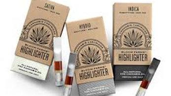 Bloom Farms 500mg Sativa/Indica/Hybrid/CBD