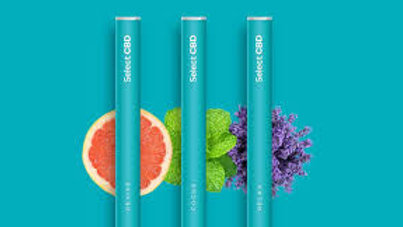 Select CBD Disposable Vapes - Various Flavors