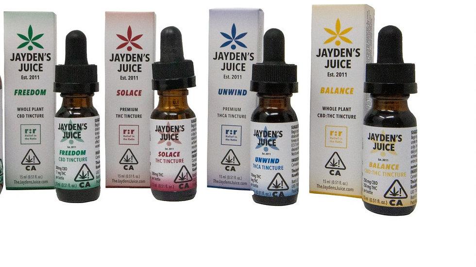 Jayden's Juice Tinctures