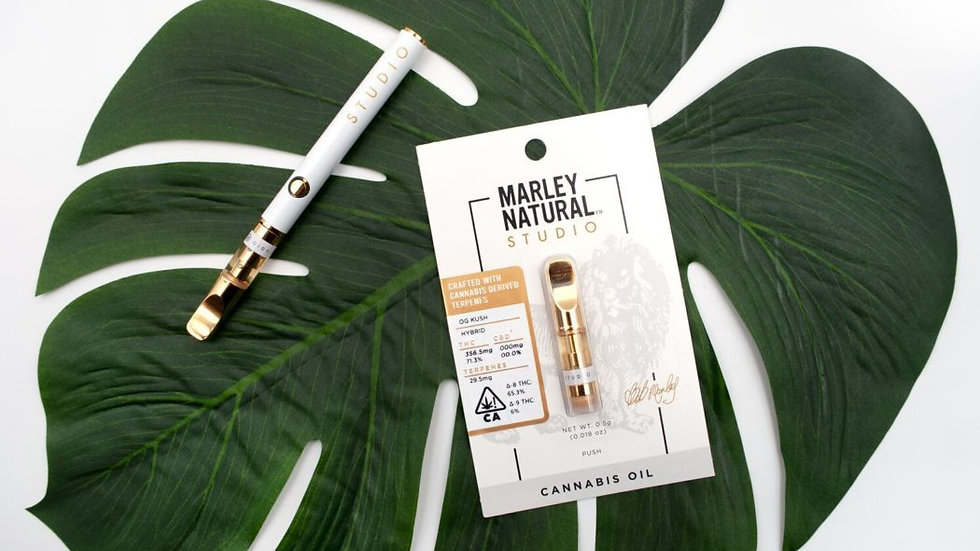 Marley Natural  STUDIO: Various Strains