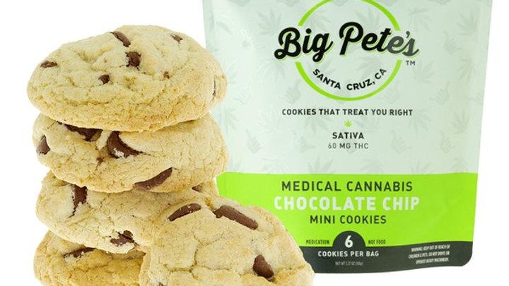 Big Pete's Chocolate Chip- 60mg