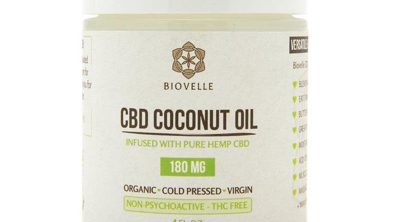Biovelle - CBD Coconut Oil