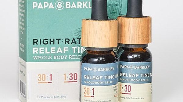 Papa & Barkley™ Right Ratio Relief Tincture