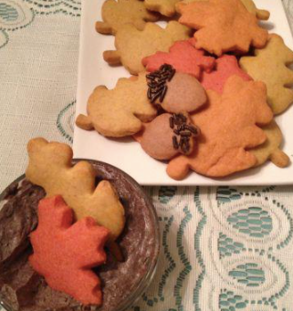 Fall Spice Cookies