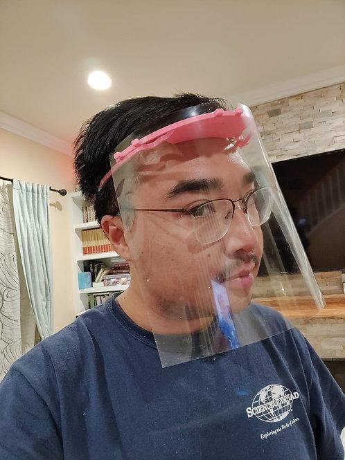 3D Printed Faceshield