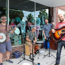 Downtown Cartersville Sidewalk Concert