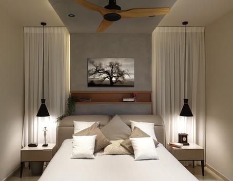 מיטה ושידות