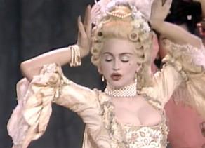 MADONNA: A dancer, a performer, an artist, a social commentator, a shape-shifter.
