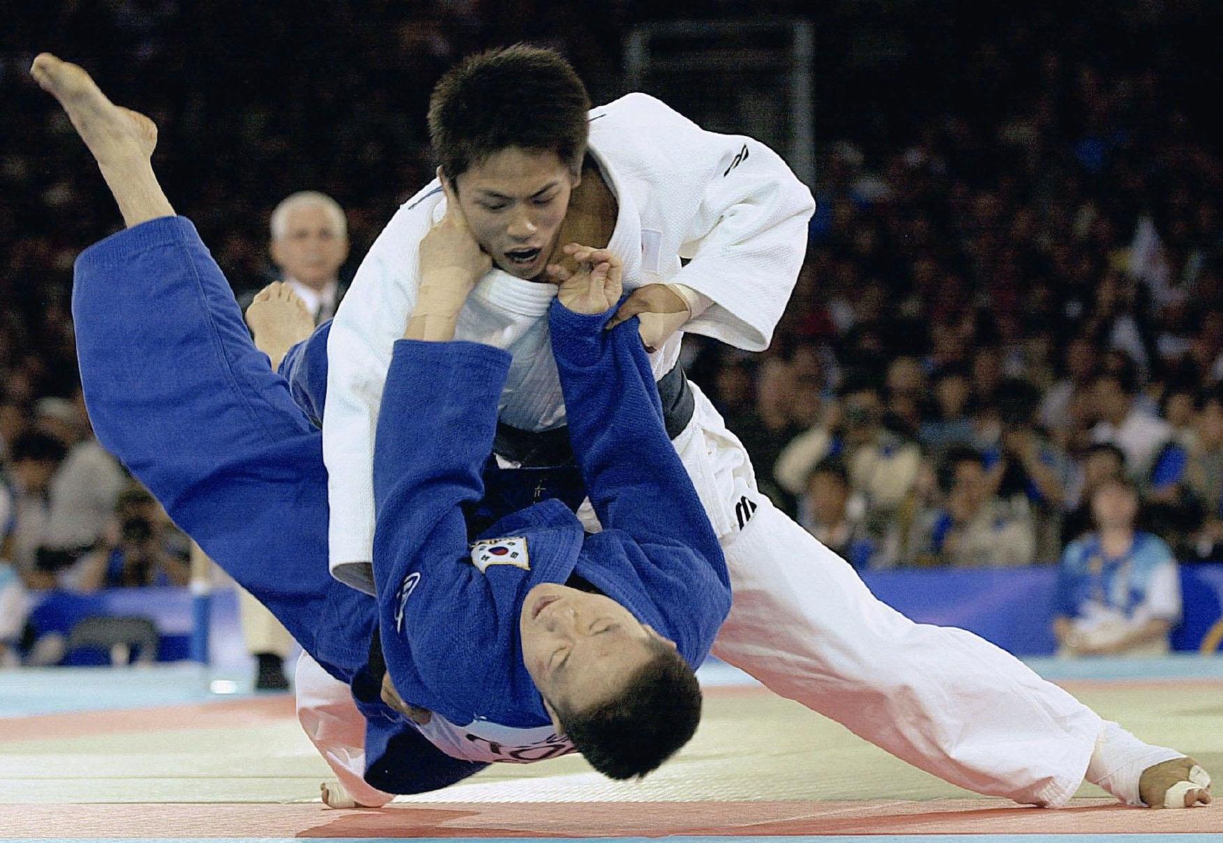 Tadahiro Nomura (JPN), 60 kg