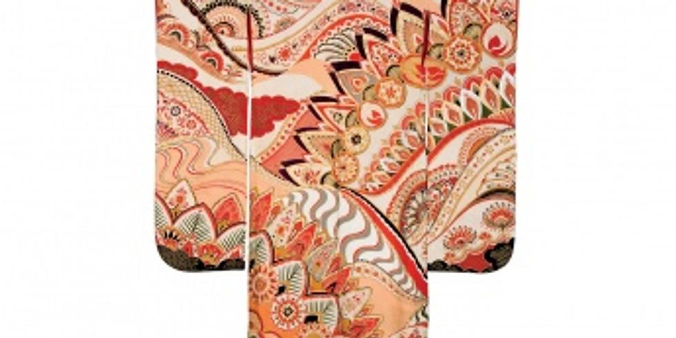 "2021 New Year ""Oshogatsu"" Virtual Exhibit and NCAR video of 100 years of Kimono"