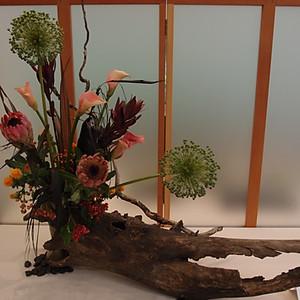 Annual Ikebana Exhibition at Chicago Botanic Garden