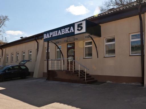 Офис компании ISPALIFE в Москве
