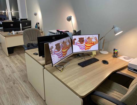 Офис компании ISPALIFE