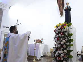 ¡Feliz cumpleaños Don Bosco!